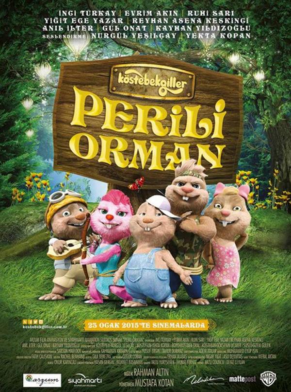 Mole Family 1