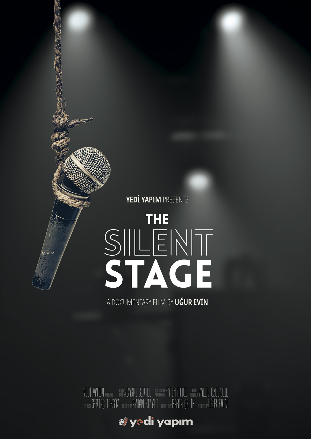 The Silent Stage
